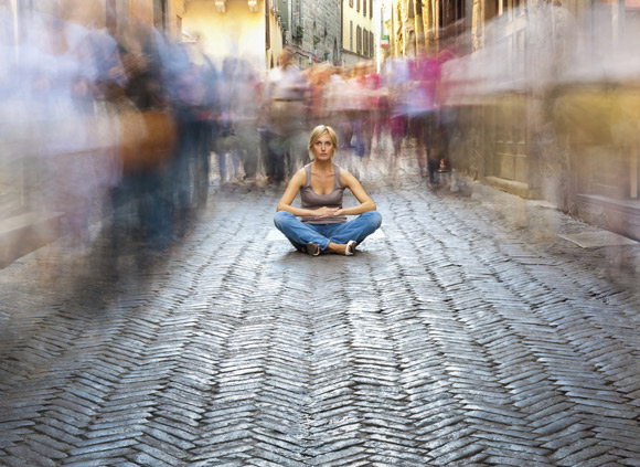 Mind Over Munching: Weight-loss Through Mindfulness