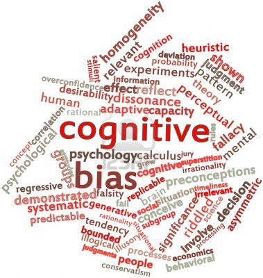 Cognitive Biases – The self-serving bias