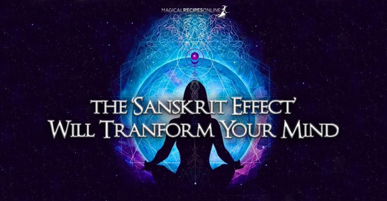 What is the Sanskrit Effect - My Expedition through Life
