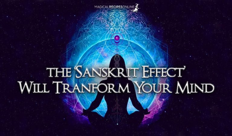 What is the Sanskrit Effect
